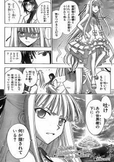 Negima! Manga Vol 35 Ch 322