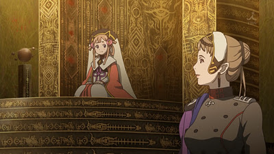 Last Exile: Fam, the Silver Wing - 14