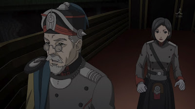 Last Exile: Fam, the Silver Wing - 21