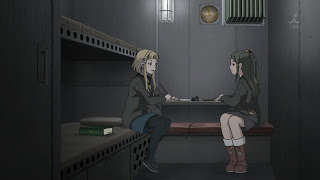 Last Exile: Fam, the Silver Wing - Episode 9.5