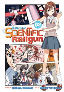 A Certain Scientific Railgun Vol. 02