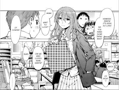 Genshiken Nidaime Manga Chapter 76