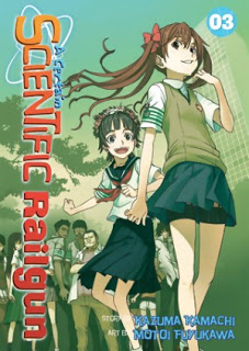 A Certain Scientific Railgun Vol. 03