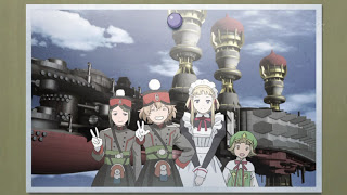 Last Exile: Fam, the Silver Wing - 05