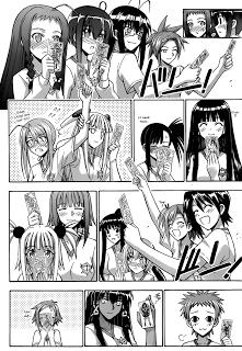 Negima! Manga Vol 37 Ch 344