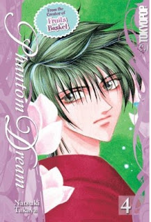 Phantom Dream Manga Volume 4