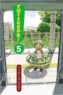 Yotsuba&! Manga Volume 5