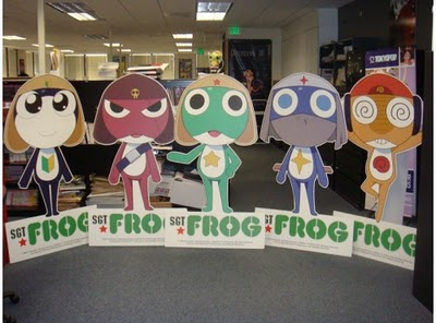 TokyoPop's Year of Sgt. Frog