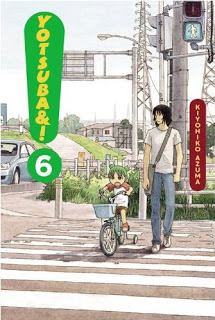 Yotsuba&! Manga Volume 6 Review
