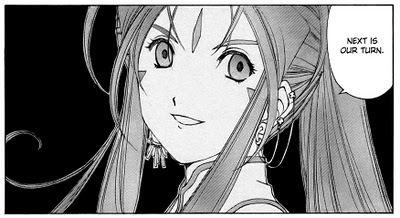 Ah! My Goddess Ch. 253 Manga