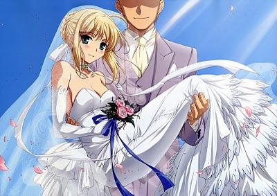 Happy Valentine's Day (Fate/stay night) (Wedding)