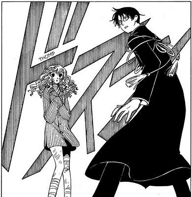 xxxHOLiC Manga Chapter 199