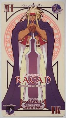 Jack Rakan card (Negima)