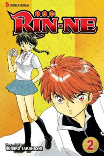 RIN-NE Manga Volume 02