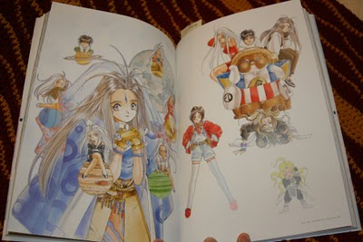FUJISHIMA Kousuke Illustration Book: Ah! My Goddess 1988-2008