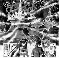 Negima! Manga Vol 31 Ch 282 Review