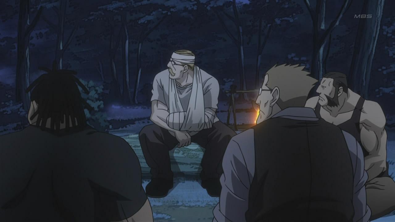 Fullmetal Alchemist Brotherhood 49 Astronerdboy S
