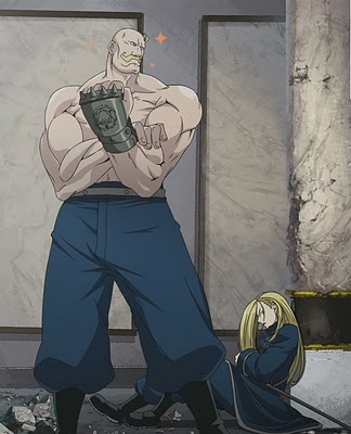 Fullmetal Alchemist Brotherhood - 51