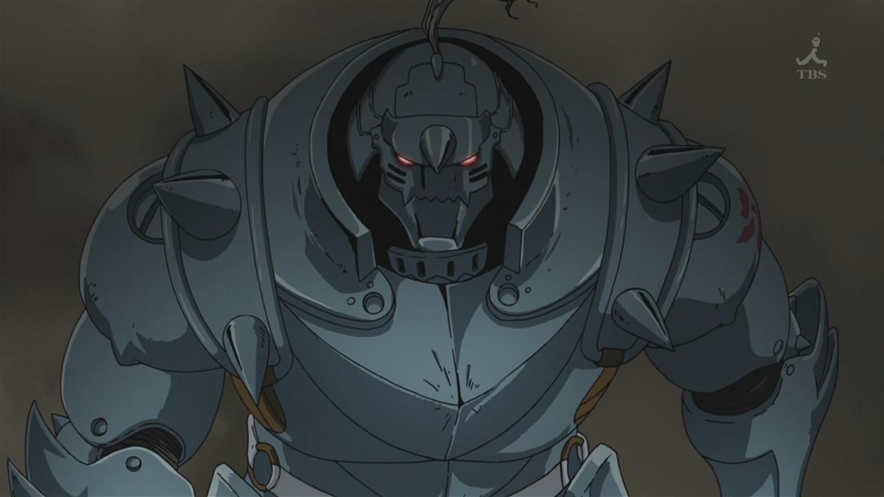Fullmetal Alchemist Brotherhood - 51 - AstroNerdBoy's ...