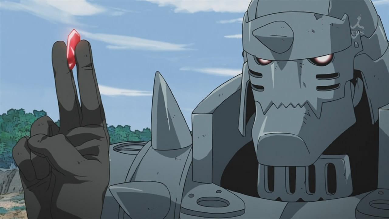 Fullmetal Alchemist Brotherhood - 52 - AstroNerdBoy's ...