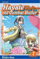 Hayate the Combat Butler Manga Volume 7