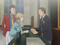Lupin III Seven Days Rhapsody (TV Special)