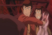 Lupin III: Green vs Red