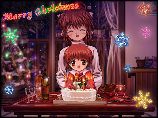 Clannad Christmas