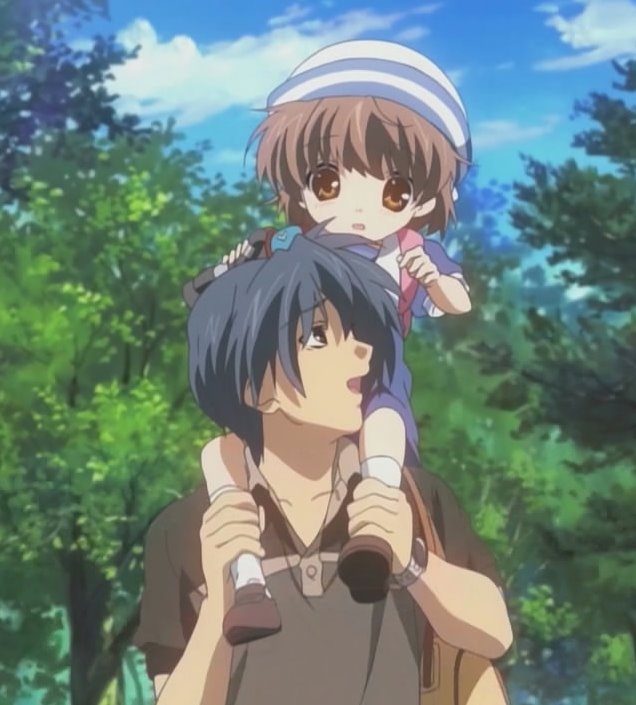 Clannad After Story 18 Sponsored By Puffs Plus Tissues Astronerdboy S Anime Manga Blog Astronerdboy S Anime Manga Blog