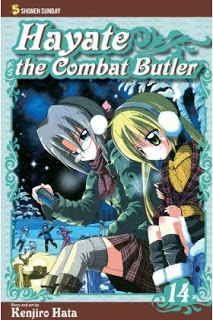 Hayate the Combat Butler Volume 14