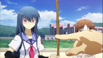 Angel Beats! -- Yuri's Glasses ^_^