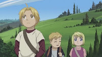 Fullmetal Alchemist Brotherhood - 02