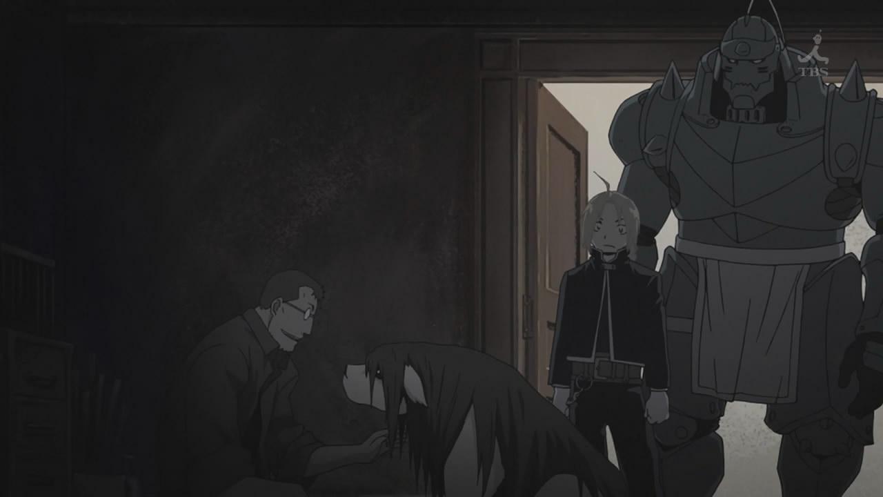 Fullmetal Alchemist Nina Tucker fullmetal alchemist brotherhood - 04 - astronerdboy's anime