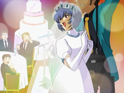 Lupin III Marries AYANAMI Rei?
