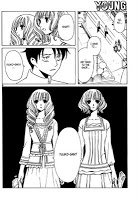 xxxHOLiC Manga Chapter 180