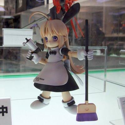 Hoihoi-san Figure!