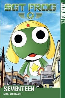 Sgt. Frog Manga Volume 17