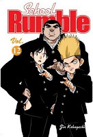School Rumble Manga Volume 12