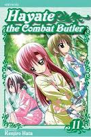 Hayate the Combat Butler Manga Volume 11