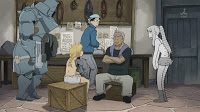 Fullmetal Alchemist Brotherhood - 11