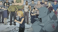 Fullmetal Alchemist Brotherhood - 15