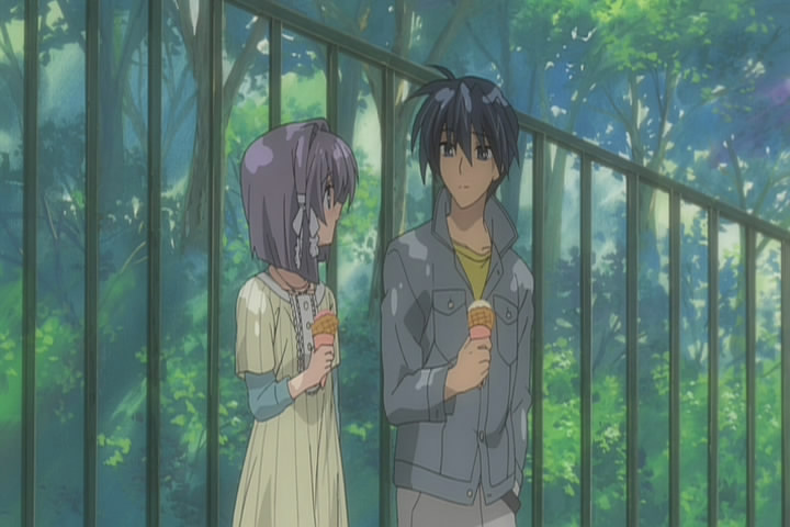Clannad After Story Another World Kyou Chapter Astronerdboy S