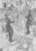Negima! Manga Vol 29 Ch 260 Review