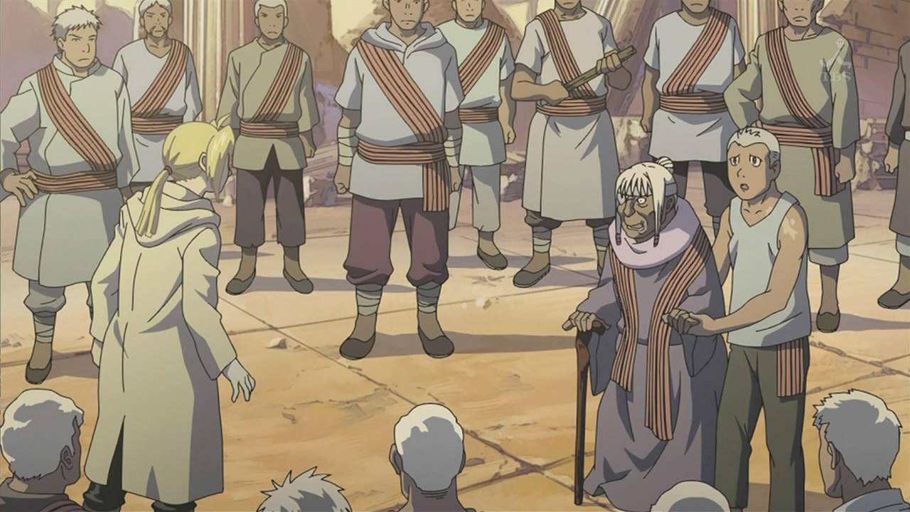 Fullmetal Alchemist Brotherhood - 18 - AstroNerdBoy's ...