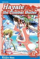 Hayate the Combat Butler Manga Volume 12