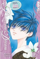 Phantom Dream Manga Volume 3