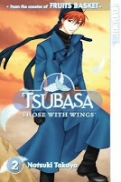 Tsubasa: Those With Wings Manga Volume 2