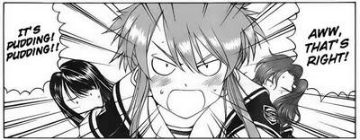 Paradise Residence Manga Chapter 04