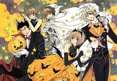 Tsubasa Halloween