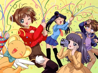 Cardcaptor Sakura party